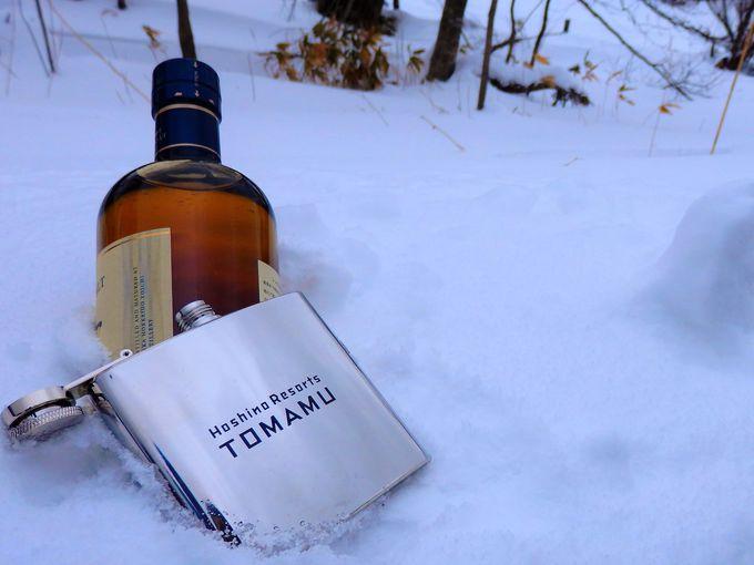 豪華なランチが嬉しい!ツアー後にはウィスキーで乾杯も!