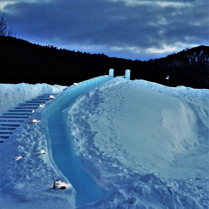 美しき氷の街!星野リゾート トマム「アイスヴィレッジ」