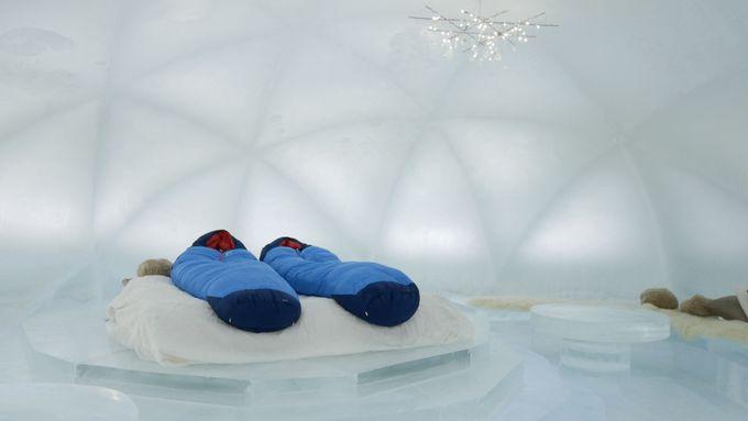 「氷のホテル」が快適な理由