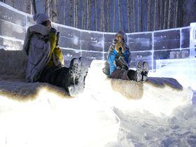 ここまできた!星野リゾート トマム「氷のホテル」の異世界体験