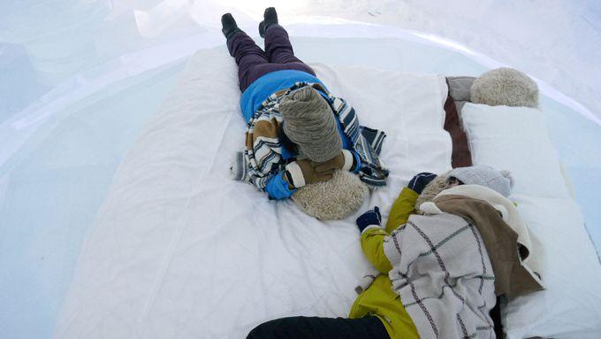 大人気!「氷のホテル」が2020年も星野リゾート トマムに登場