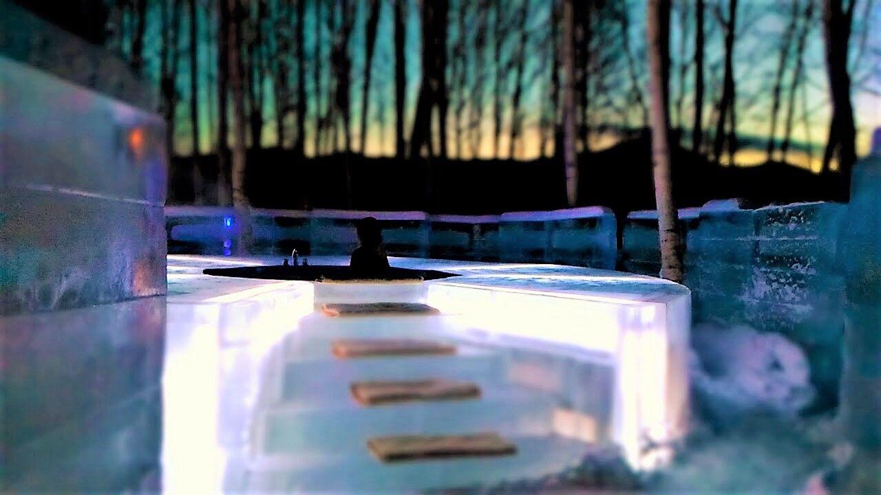 星野リゾート トマム「氷のホテル」の非日常感が凄い