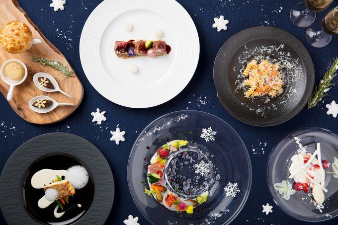 「雪ディナー」とワインのマリアージュ〜雪を感じるストーリーを味わう