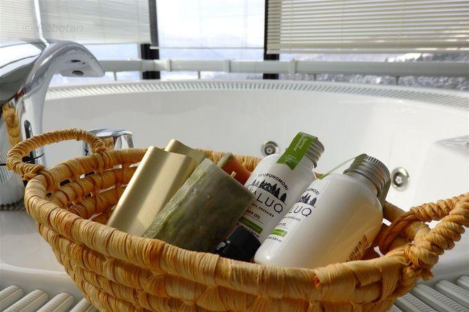 北海道の香りと味も魅力!充実の「雪ガール」グッズ