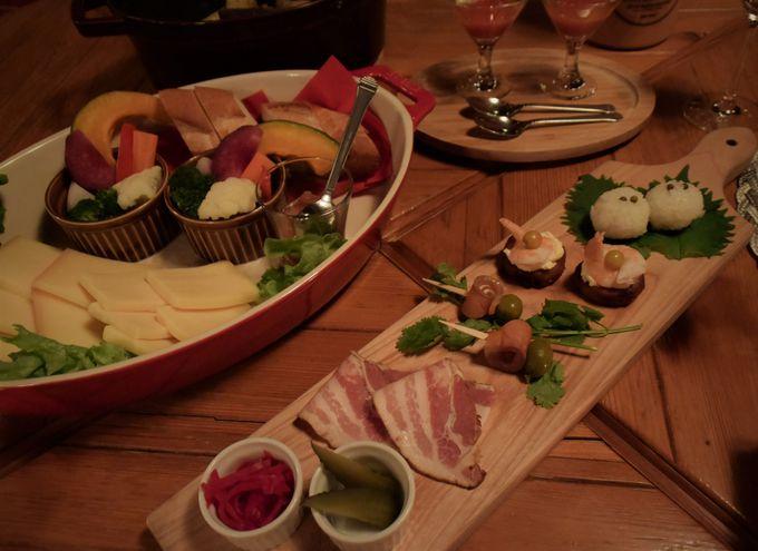 北海道の美味しいがいっぱい!