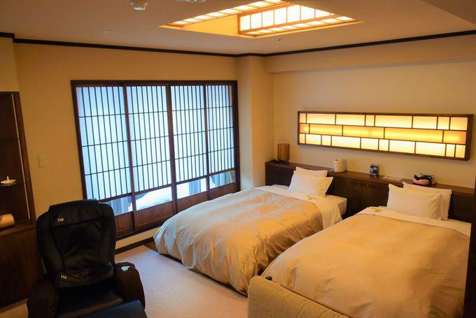 ワンランク上の旅をするなら和モダンな特別室を。