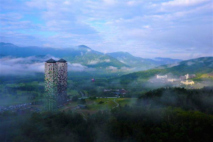 リゾナーレトマムにある「プラチナム」とザ・タワーにある「ミカク」