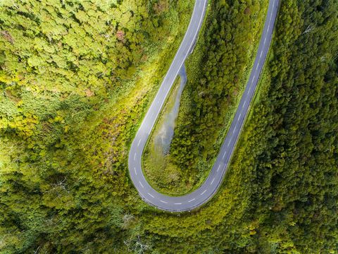北海道絶景ドライブルート パノラマライン