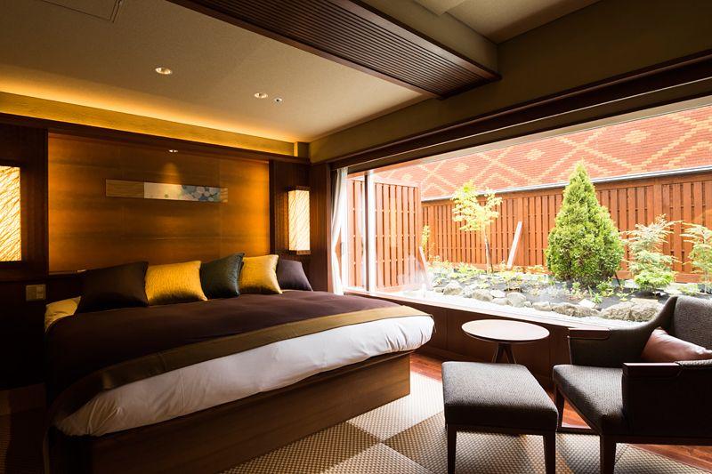 アールデコ調の美しきホテルの客室は?上質な「ガーデンウィング」