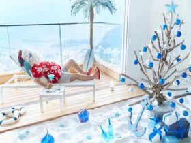 ハイパー癒されクリスマス!星野リゾート リゾナーレ熱海「トリプルクリスマス」