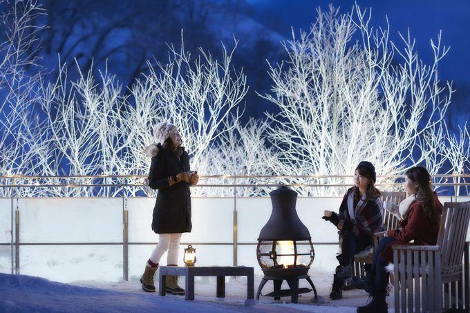 オシャレで大人カワイイ「雪ガールグッズ」で結晶をGET!