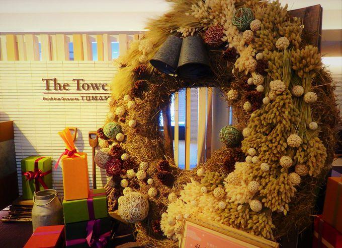 星野リゾート トマムのクリスマスは本物のトナカイがお出迎え!