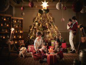 「牧場クリスマス」初開催!星野リゾート トマムで過ごすホワイトクリスマスが幻想的