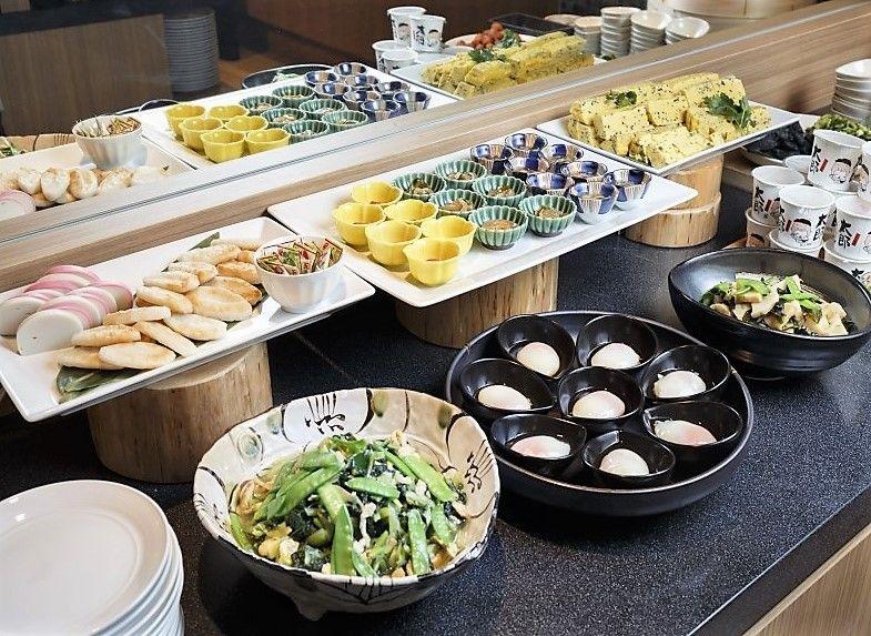 仙台名物も充実!美味しい朝食だってお値打ち!
