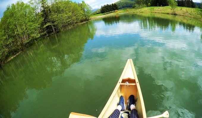 初心者でも楽しめるカヌー体験