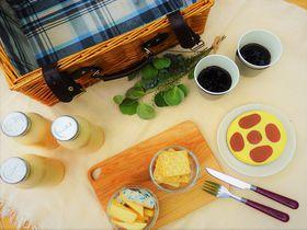 星野リゾート トマム「モーモーカヌーで行くカヌーピクニック」がモーごきげん