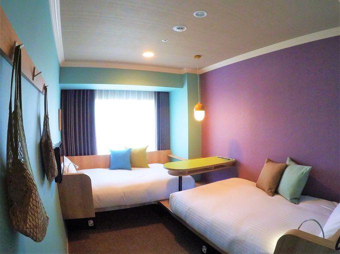 2日目:ホテル「星野リゾート OMO7 旭川」