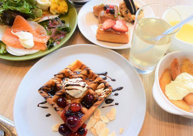 「OMOカフェ&バル」の朝・昼・夜!北海道グルメ・クオリティの高さが魅力