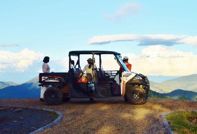 「バギーで行くサファリドライブツアー」は星野リゾート トマムで隠れた人気アクティビティ!