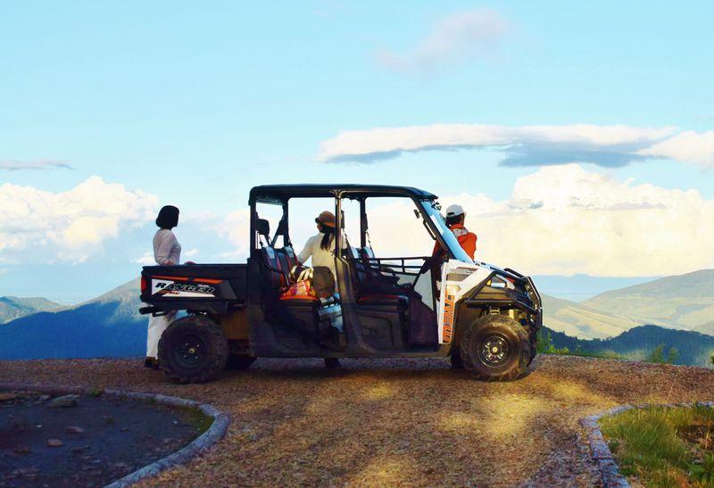 絶景もワクワクも独り占め!星野リゾート トマム・バギーで大冒険