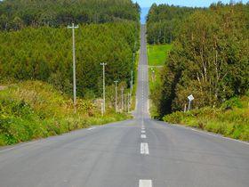 """旭川にも""""ジェットコースターの道""""が!「就実の丘」は旭川空港から10分"""