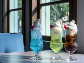 札幌のカフェ「ナガヤマレスト」インスタ映えのスイーツがレトロかわいい