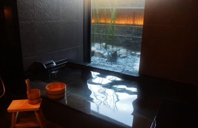 海外セレブも満足する客室の魅力とは?