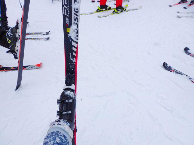 「クラブメッド・北海道 サホロ」はスキー・スノーボードのレッスン追加代金不要!