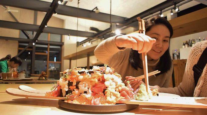 究極のこぼれ体験!「メガこぼれ寿司」の注目ポイント