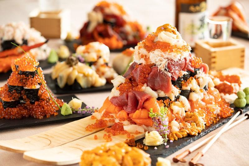 メガこぼれ降臨!星野リゾート トマム「海鮮こぼれフェス」が凄い