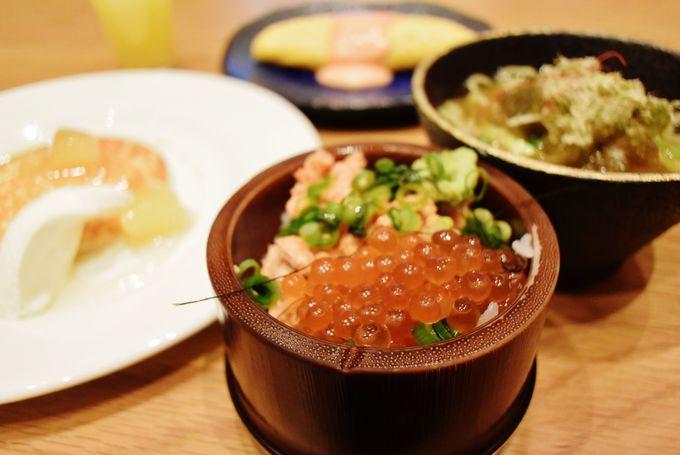絶対食べたい!「青森りんごキッチン」朝食メニュー