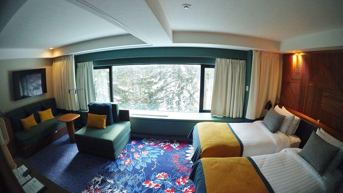 快適な施設でリゾート満喫!北海道の自然を感じる贅沢時間