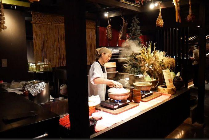 バイキングレストラン「のれそれ食堂」は家族連れにおすすめ!