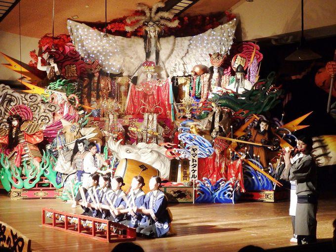 ショーレストラン「みちのく祭りや」は初めての青森観光におすすめ!