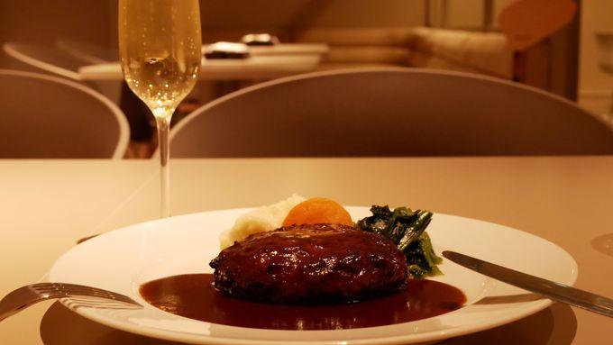 本格的な洋食メニューが充実のレストラン