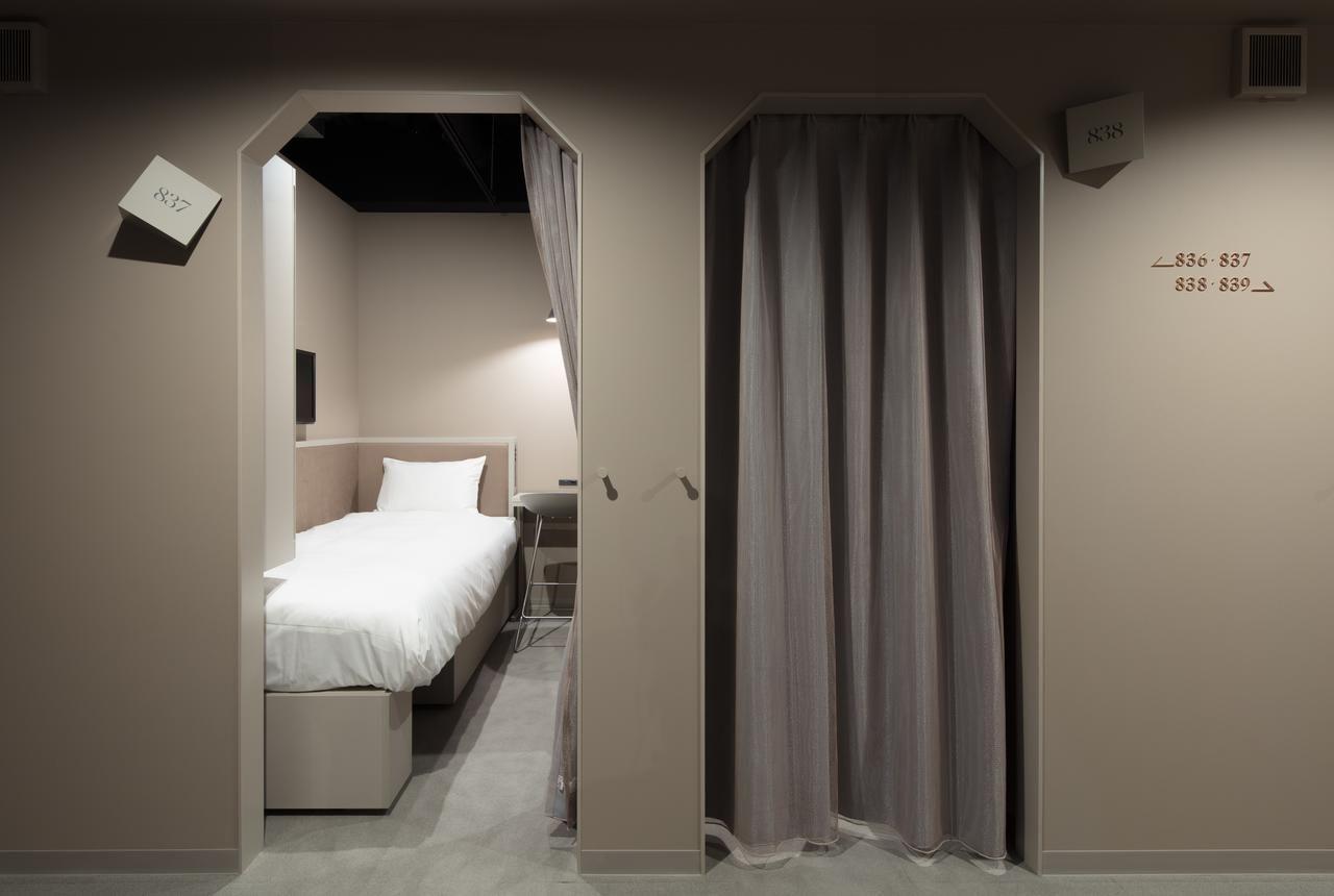 カプセルというよりこれは客室!3タイプのキャビンルーム