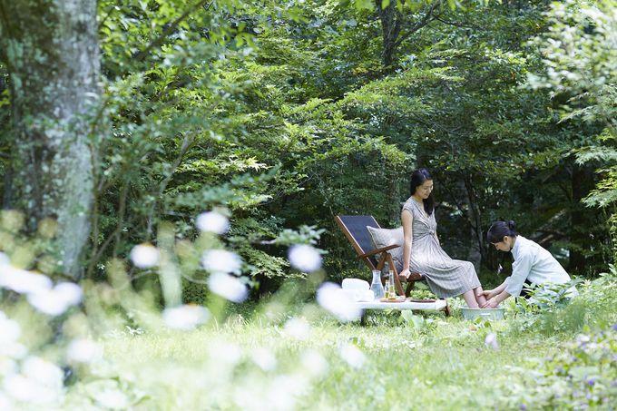 6.軽井沢で楽しむ女性同士のリフレッシュ旅行