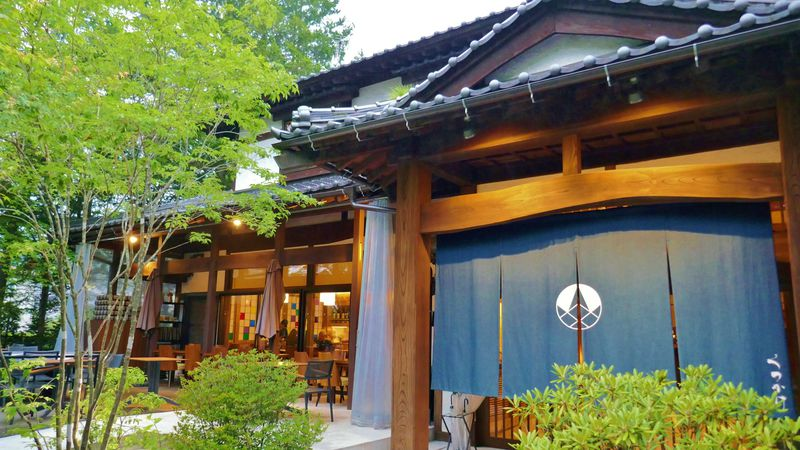 土日も同一料金!「くつかけステイ 中軽井沢」で今昔の旅人気分