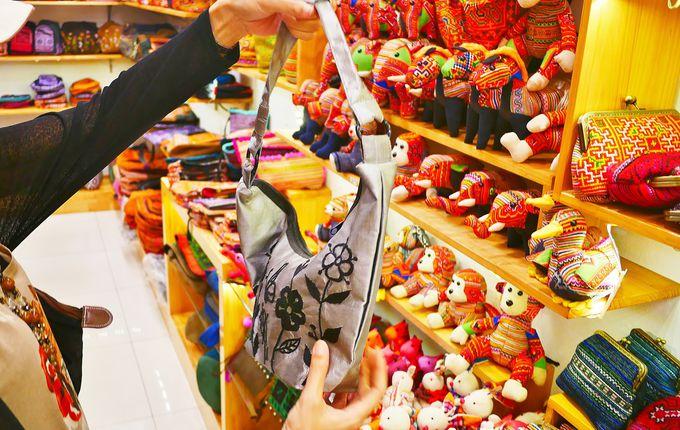 3日目(午後):カワイイ水上人形鑑賞&ショッピング