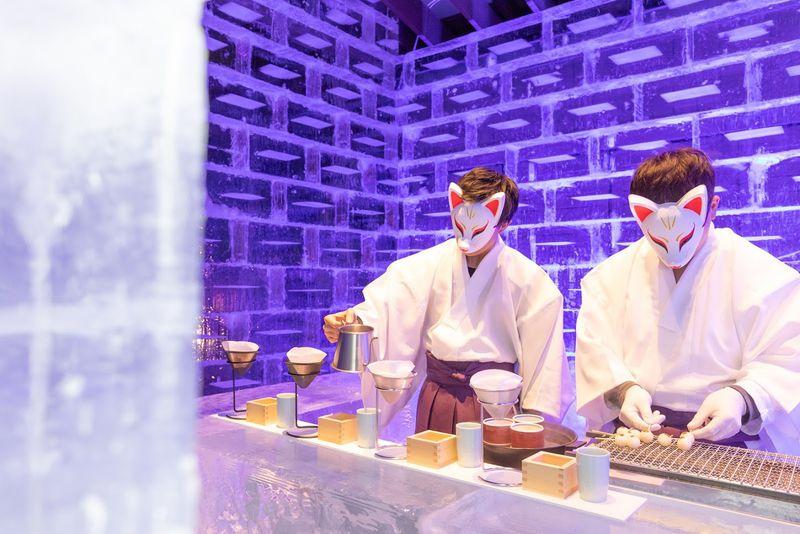札幌の美和食「エルムガーデン」雪灯りのレストランで童話体験