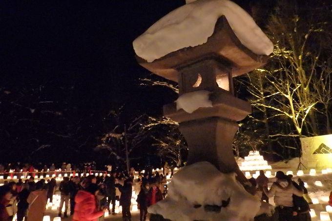 「定山渓温泉雪灯路」のアクセスは?