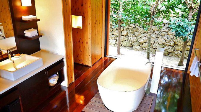 「星のや竹富島」の客室で島時間を体験