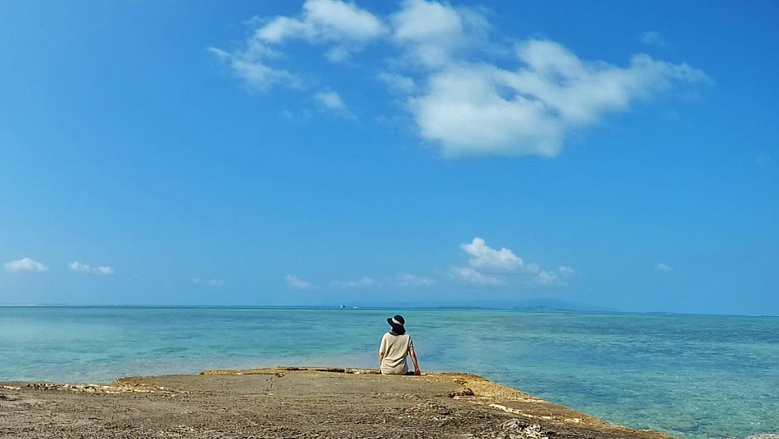 島内宿泊者だけが味わえる体験も!竹富島の自然に魅せられる