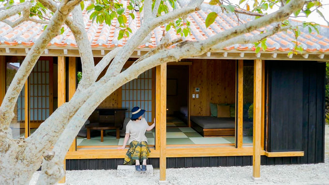 宿泊で120%竹富島を満喫!観光客が少ない島時間を