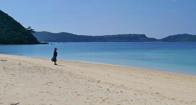 あ、ニモがいる!幻の浜と星砂の浜でシュノーケリング