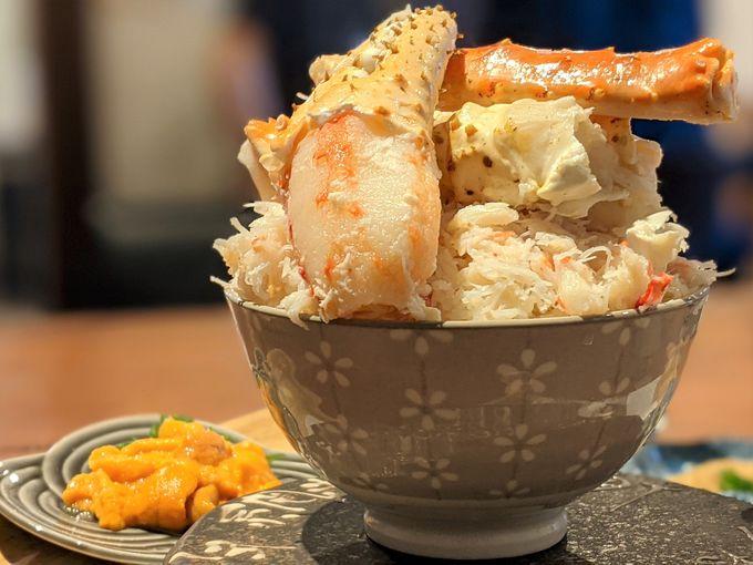 追いの贅沢も!「シハチ鮮魚店」の豪快丼がヤバイ