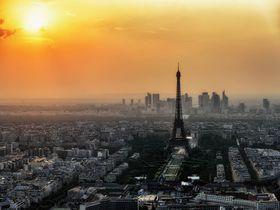 パリの絶景展望スポット5選の攻略法!オススメ時間帯と注意点