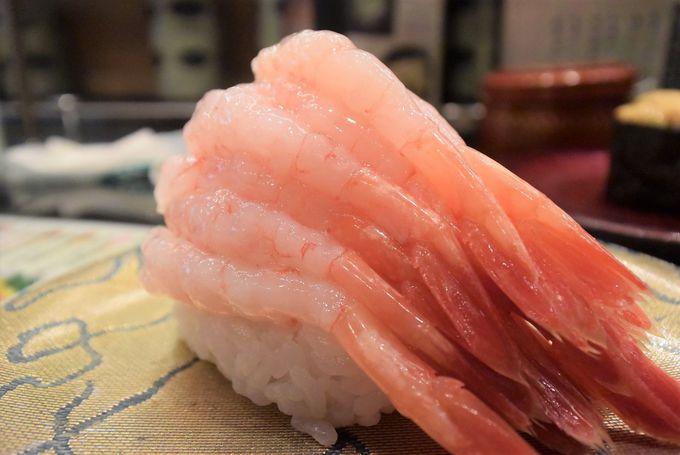 第1位!こぼれる迫力をみよ!「なごやか亭」は大人も楽しめる回転寿司