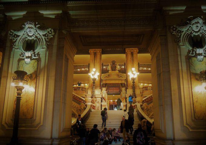 『オペラ座の怪人』の世界に浸る