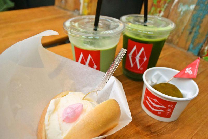 札幌「大通公園」周辺で抹茶スイーツをテイクアウトできる3店